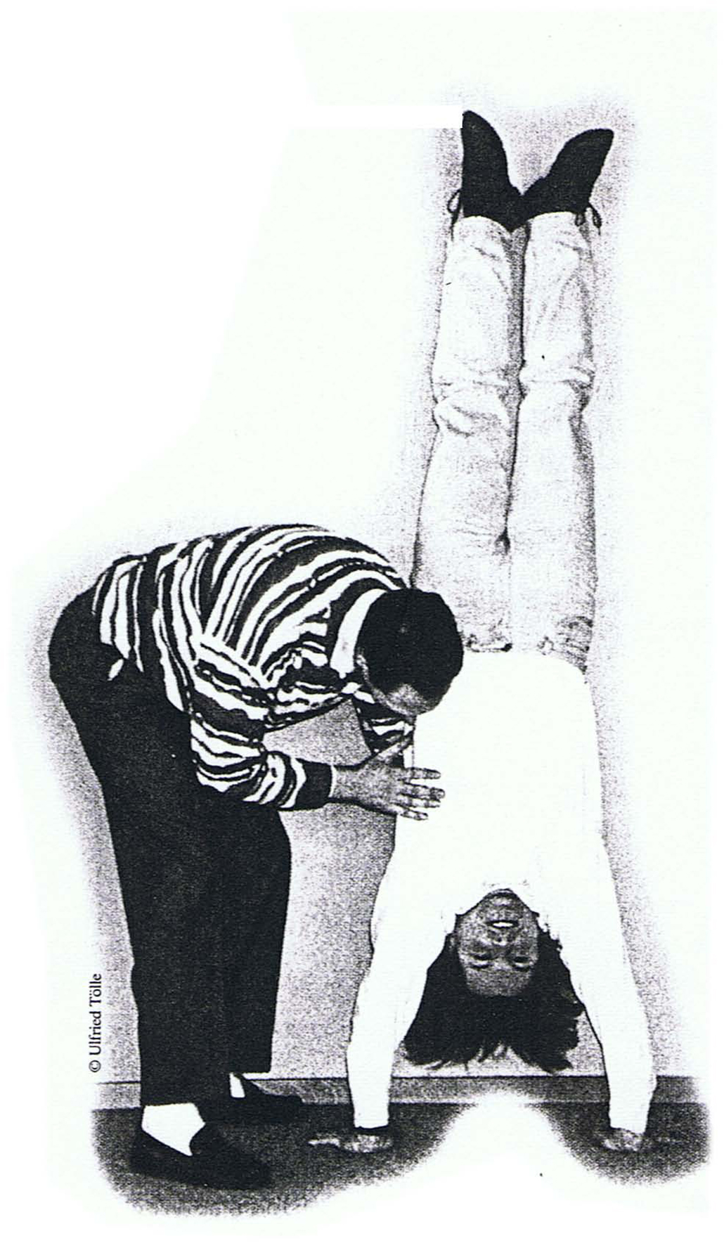 The Motion Master® teaching Handstand